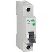 Выключатель автоматический Schneider 1П 16А NEW EZ9