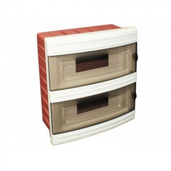 LUXEL Короб на 16 автоматов (внутренний)