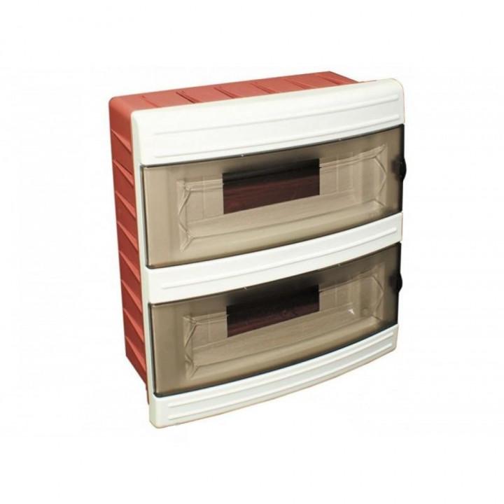 LUXEL Короб на 16 автоматів (внутрішній)