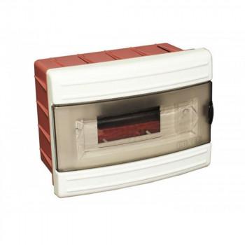 LUXEL Короб на 6 автомата (внутренний)