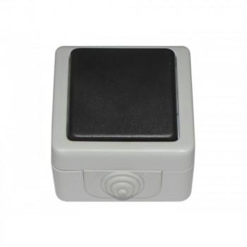 LUXEL Выключачель Debut  наружный 1 клав.