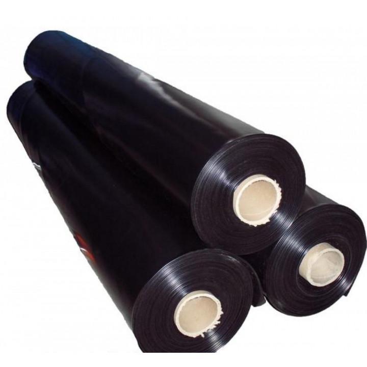 Плівка рукав 1,5 * 50м 200мкр чорн.