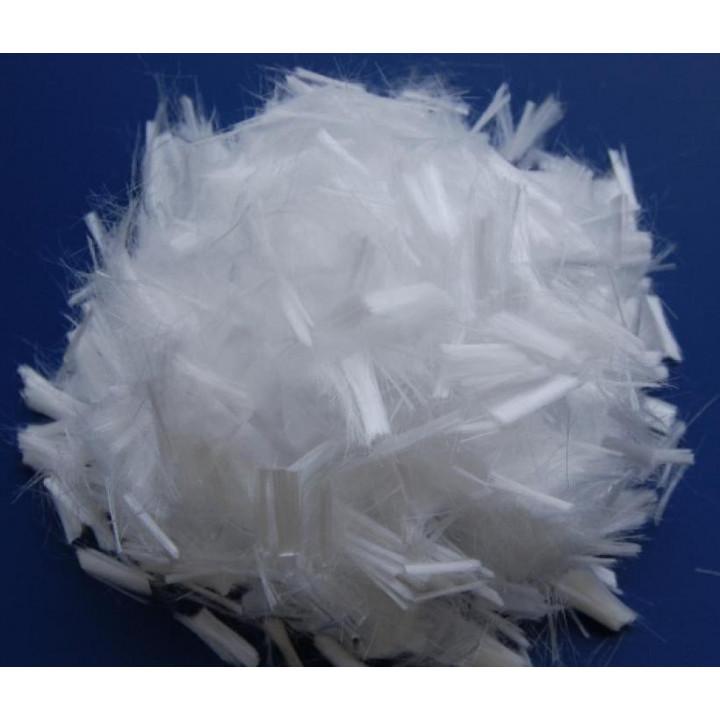 Фиброволокно армирующее полипропиленовое 6мм 0.9кг