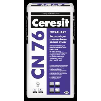 CERESIT CN -76 Високоміцне покриття для підлоги (4-50 мм), 25 кг