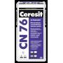 CERESIT CN-76 Высокопрочное покрытие для пола (4-50 мм), 25 кг
