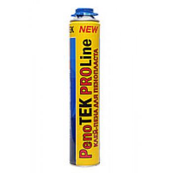 Пена-клей PENOTEK PRO STRAW+GUN 750 мл.