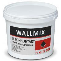 Грунтовка адгезионная бетоноконтакт Wallmix (15кг.)