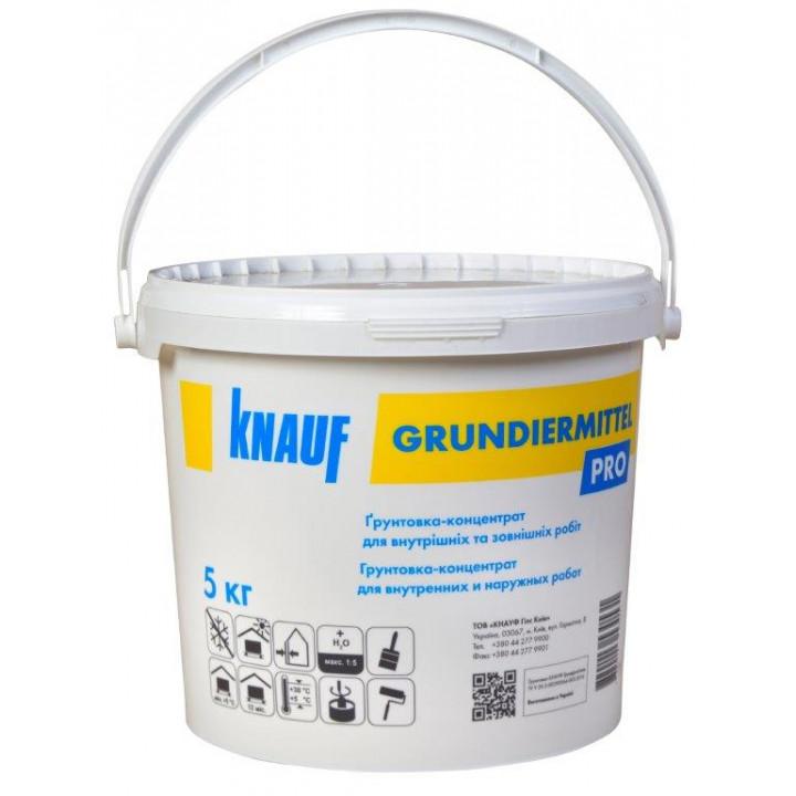Грунтовка Knauf Грундирмиттель (5кг)