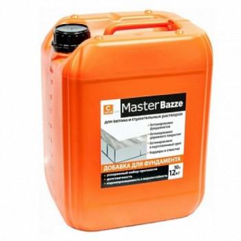 Пластификатор для фундамента Coral Master Bazze (5л)