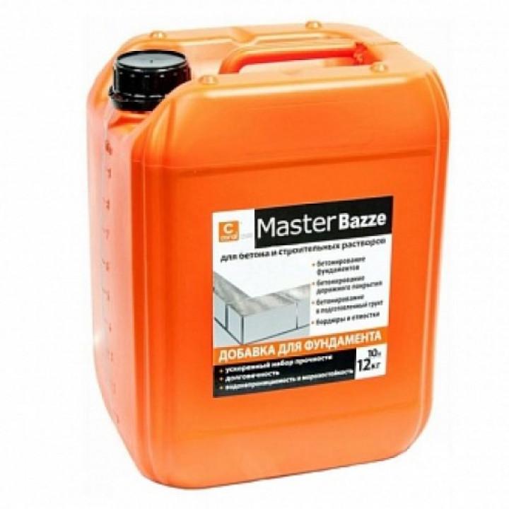 Пластифікатор для фундаменту Coral Master Bazze (5л)