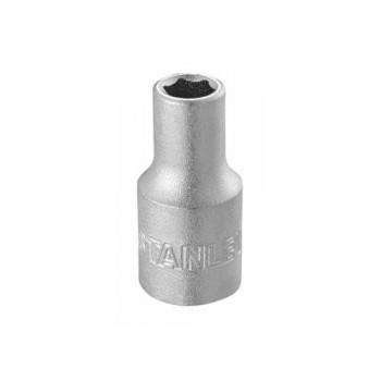 Головка торцевая 1/4 с шестигранным профилем стандартная - метрический 9 мм STANLEY 1-86-106