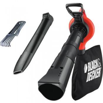 Садовый пылесос электрический BLACK+DECKER GW3050