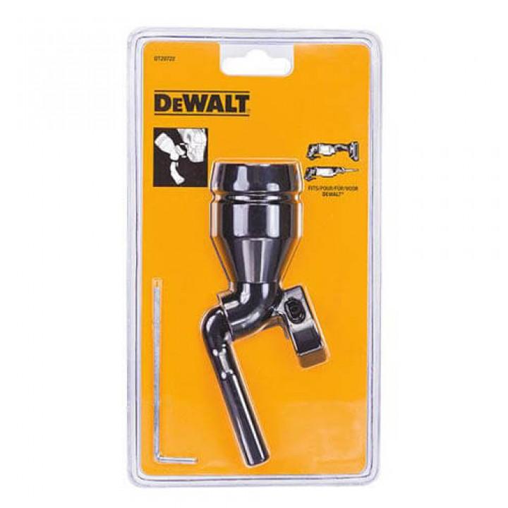 Адаптер для подключения пылесоса для DWE315 DeWALT DT20722