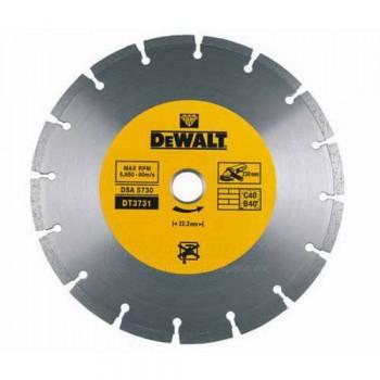 Диск алмазный сегментированный по бетону 125мм DeWALT DT3711