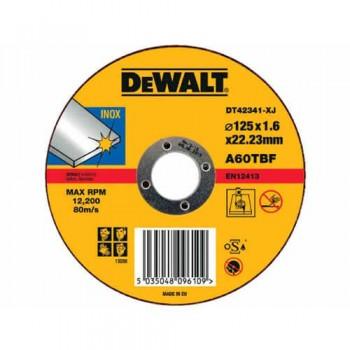 Круг отрезной DeWALT DT42341