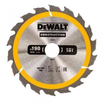 Диск пильный DeWALT DT1943