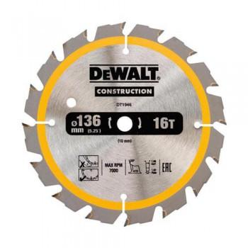 Диск пильный DeWALT DT1946
