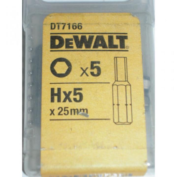 Биты TORSION DeWALT DT7166