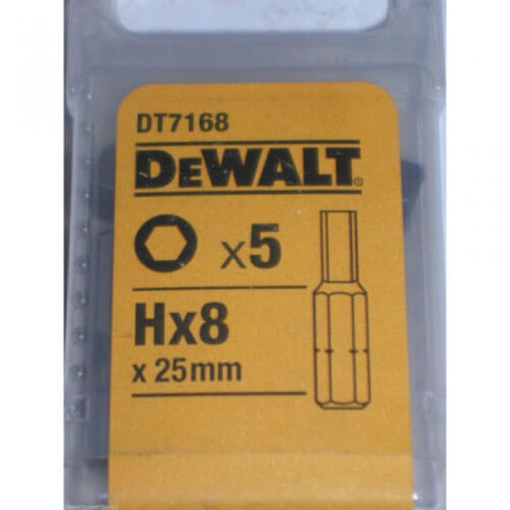 Биты TORSION DeWALT DT7168