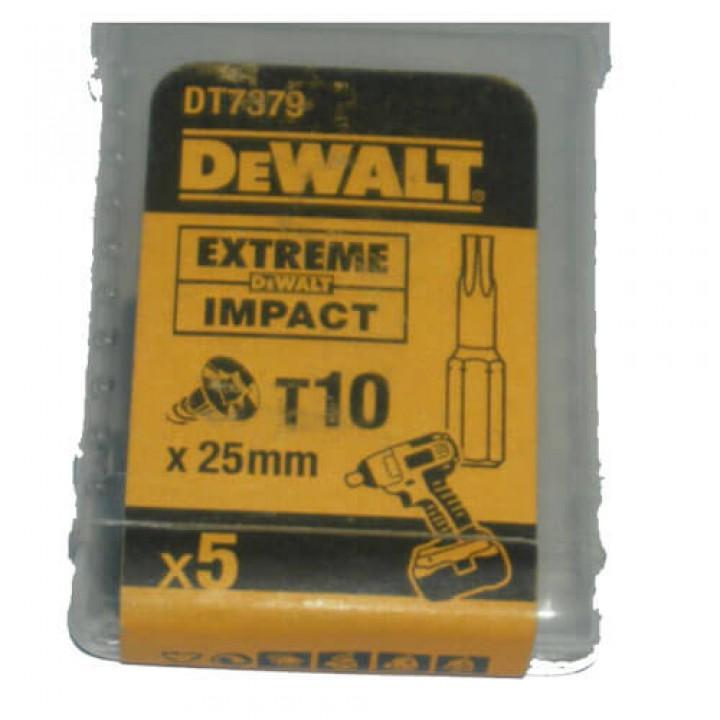 Бита ударная IMPACT TORSION EXTREME DeWALT DT7379T