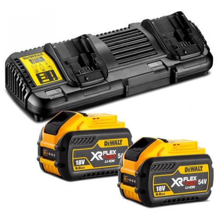 Зарядное устройство DeWALT DCB132X2