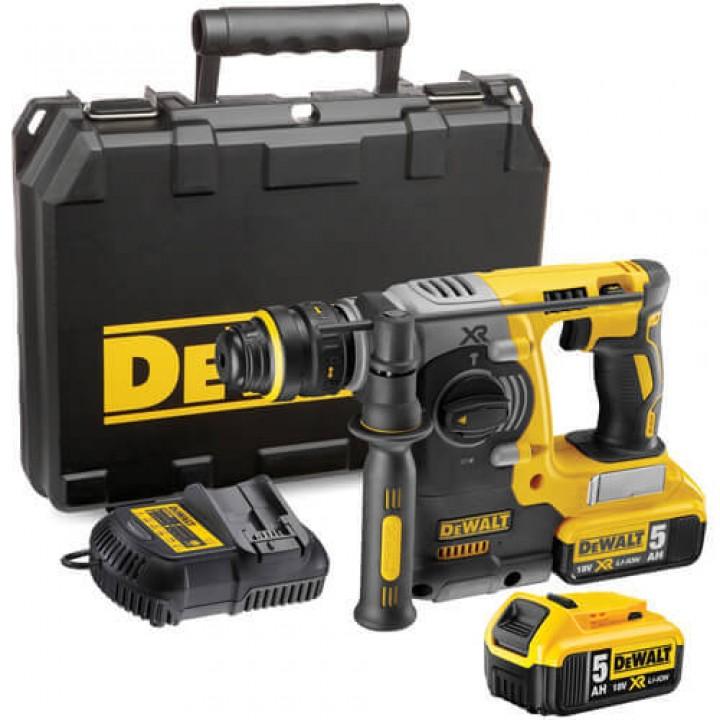Аккумуляторный перфоратор SDS-Plus DeWALT DCH273P2