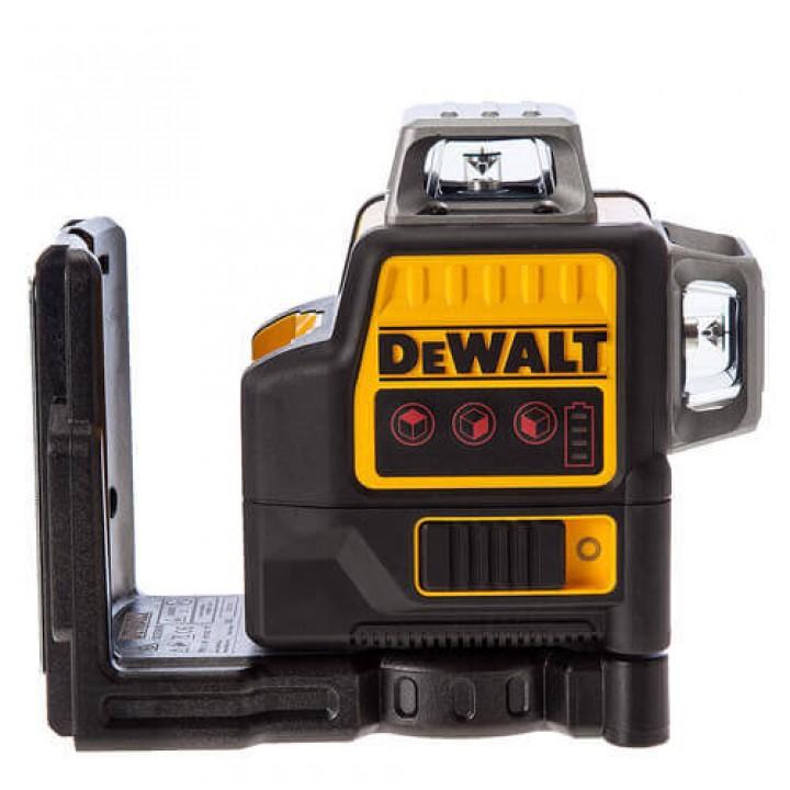Лазер самовыравнивающийся 3-х плоскостный DeWALT DCE089NR