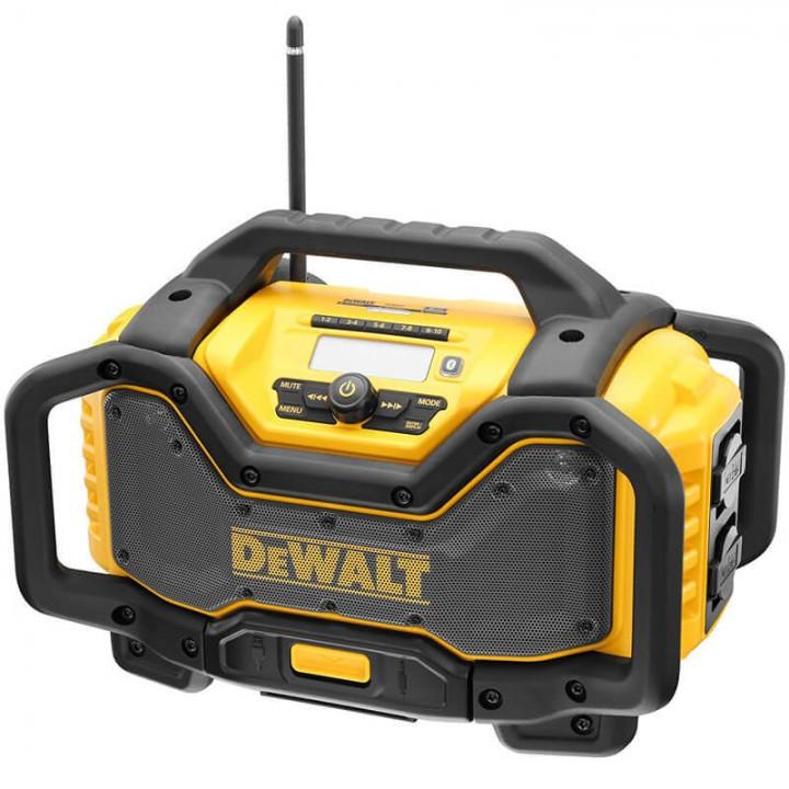 Зарядное устройство-радиоприемник DAB+/FM DeWALT DCR027