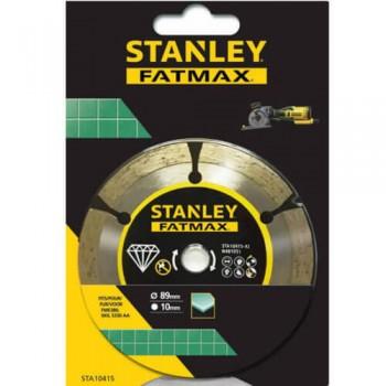 Диск алмазный для резки плитки STANLEY STA10415