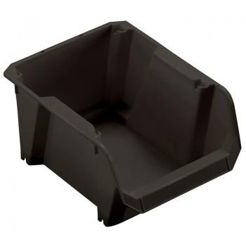Лоток сортировочный черного цвета, размеры 165 х 120 х 75 мм STANLEY STST82735-1