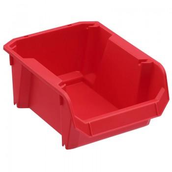 Лоток сортировочный красного цвета, размеры 165 х 120 х 75 мм STANLEY STST82736-1