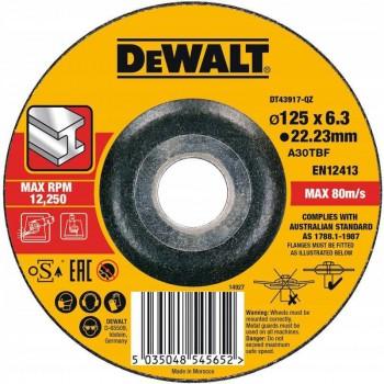 Круг отрезной DeWALT DT43917