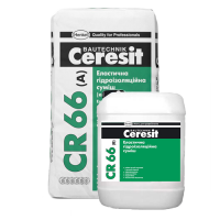 CERESIT CR-66 Еластична гідроізоляційна суміш 25кг