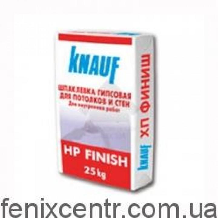Шпатлевка KNAUF HP финиш, 25 кг