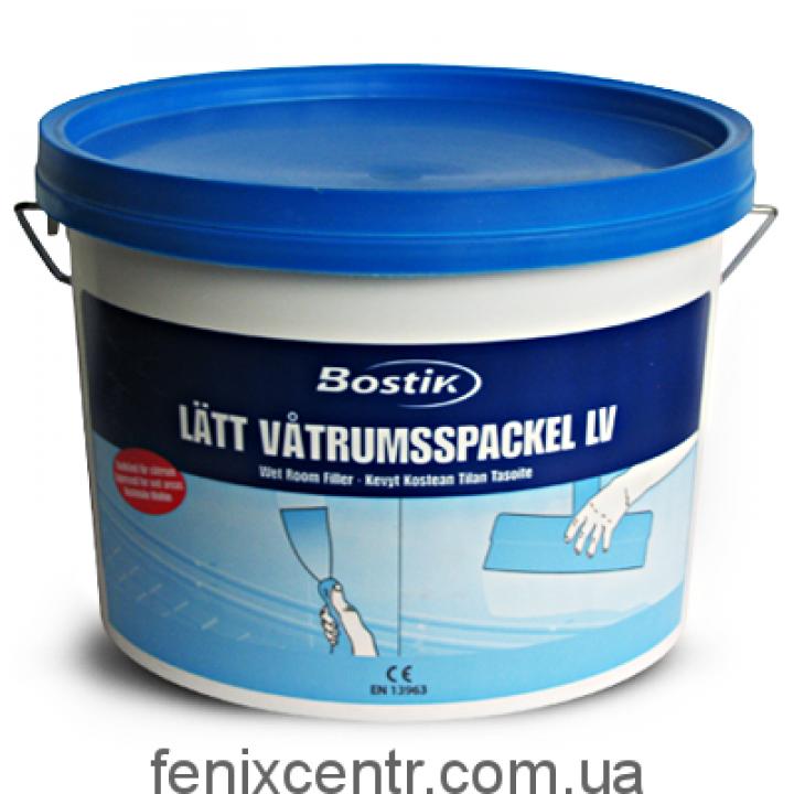 Bostik Vartumspackel шпаклевка для влажных помещений 5л (Киев)
