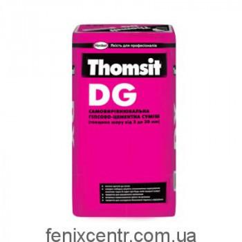 Ceresit DG Самовыравнивающаяся гипсово-цементная смесь 3-30мм