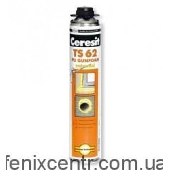 CERESIT ТS-62 Проф. пена монтажная 750мл