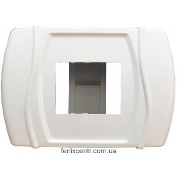 LUXEL Короб на 3-4 автомата (наружный)