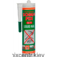 SOMA-FIX Клей жидкие гвозди белые 310 мл