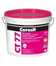 Штукатурка декоративно-мозаичная CERESIT CT-77 CHILE 5 полимерная (14кг)