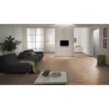Ламинат ROOMS Studio R0808 Дуб известковый коричневый