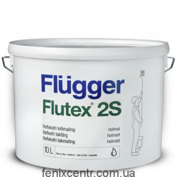 Краска интерьерная FLUGGER Flutex 2S