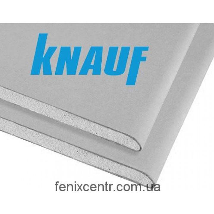 Гипсокартон Knauf 9,5 (Кнауф) 2м