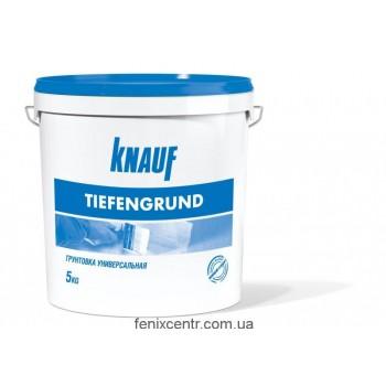 KNAUF TIEFENGRUND грунтовка 5 кг