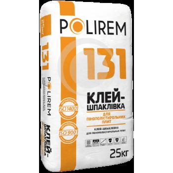 POLIREM 131 Армирующая смесь для систем теплоизоляции 25кг