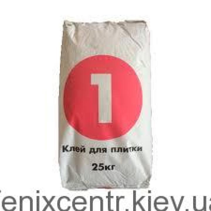 POLIREM Светофор № 1 (клей для плитки) 25 кг