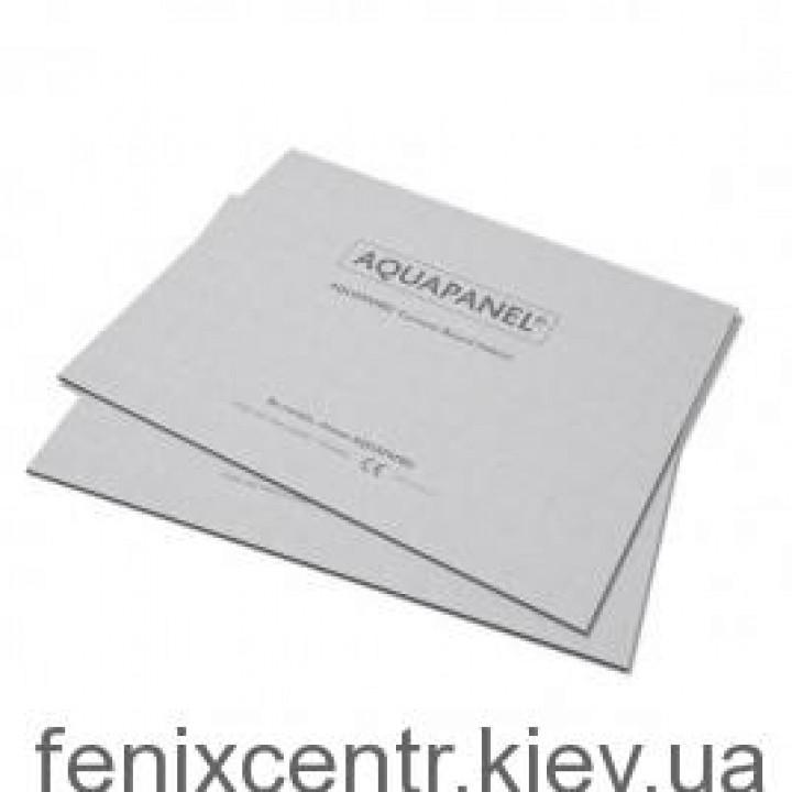 KNAUF Аквапанель Оutdoor  12,5 мм. (2400*900 мм.)
