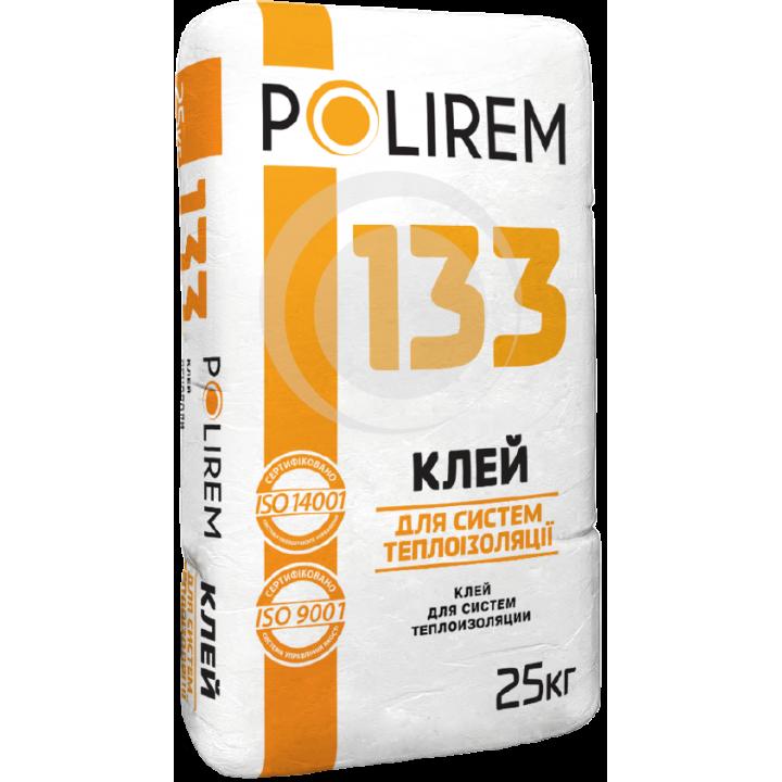 POLIREM 133 Клей для теплоизоляционных плит 25кг