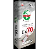 Ансерглоб LFS-70 стяжка цементная (10-60мм) 25 кг