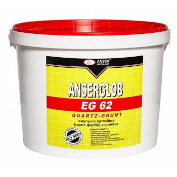 Ансерглоб EG-62 грунт-краска 10л